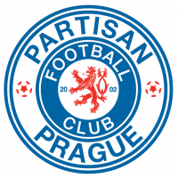 logo týmu Partisan Prague FC